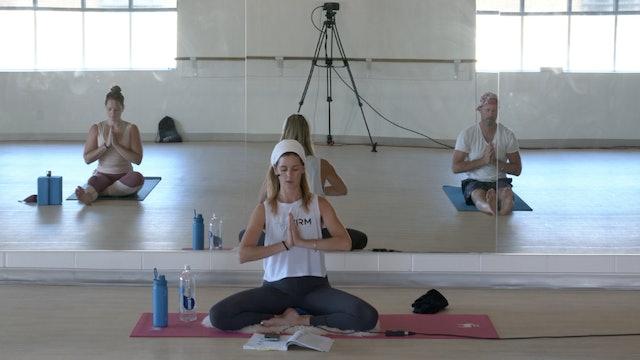 Kundalini Yoga with Greta - Recorded LIVE on 8/27/2020