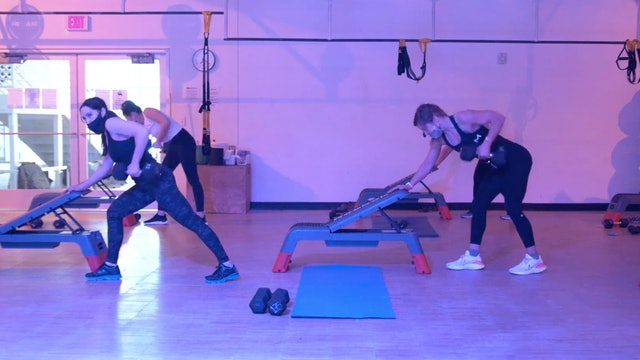 2/16 HIIT Strength with Kristin E