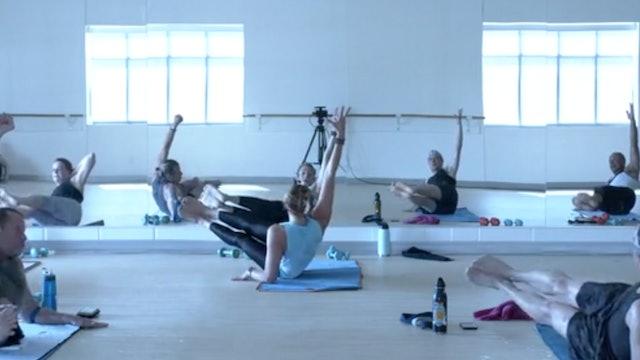 6/7 Yoga Sculpt with Kiki