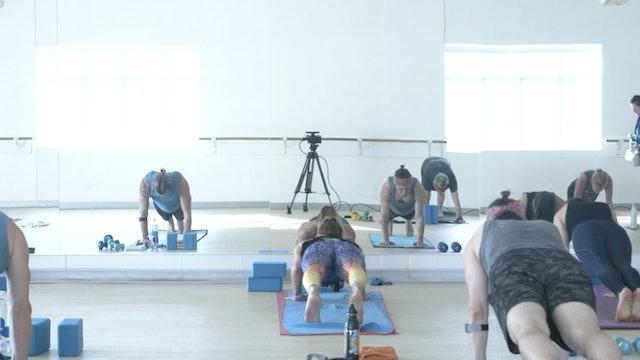 9/29 Yoga Sculpt with Kiki