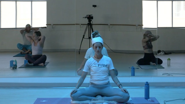 Kundalini Yoga with Greta - Recorded LIVE on 10/29/2020