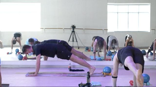 5/1 Yoga Sculpt with Doug