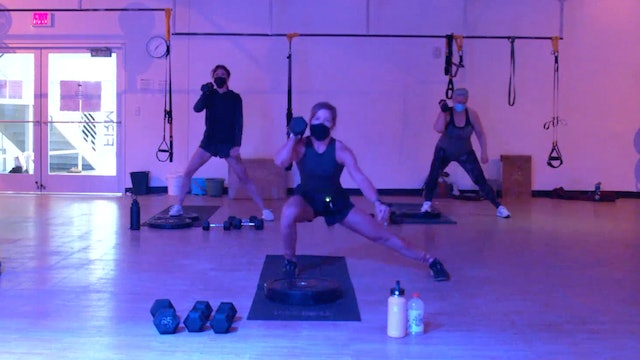 5/13 HIIT Strength 30 with Kristin E.