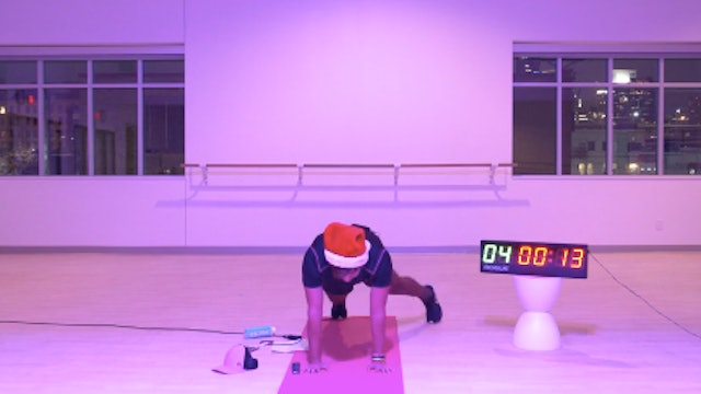 12/23 HIIT Strength with Leon