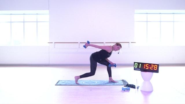 12/23 Yoga Sculpt with Kiki