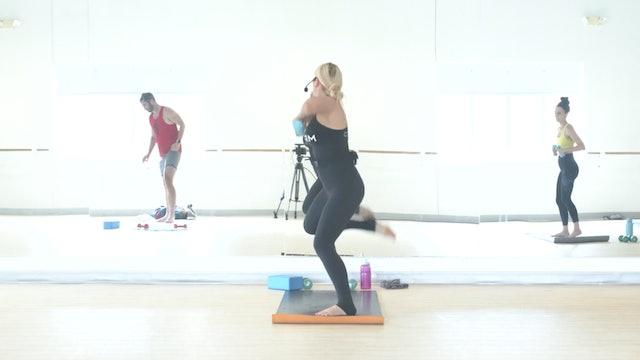 10/1 Yoga Sculpt with Lisa Marie