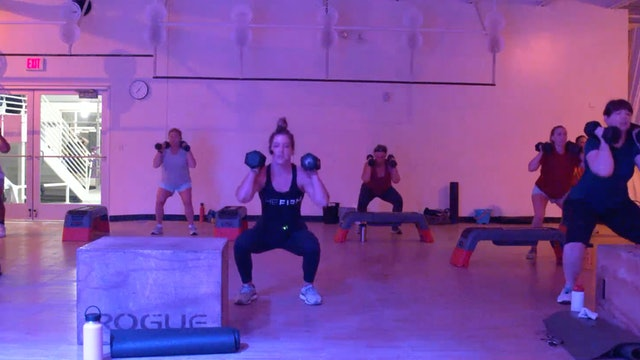 10/12 HIIT Strength with Kristen