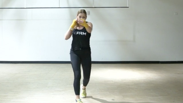 Cardio Kickboxing with Kiki - Recorded LIVE on 11/23/2020