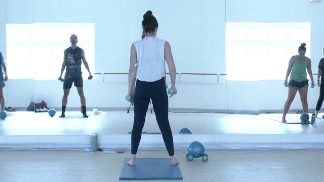 10/8 Yoga Sculpt with Kelly S. (sub)