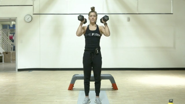 HIIT Strength 30 with Kristin E - Recorded LIVE on 11/24/2020