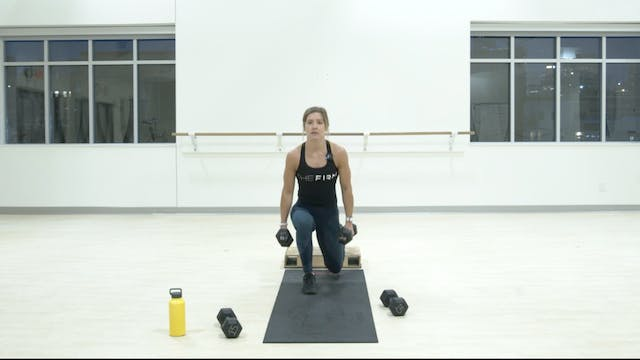 12/29 HIIT Strength Kristin E