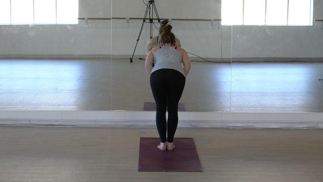 Sat 6/12 9:45 AM CST | Power Yoga with Megan O. (sub)