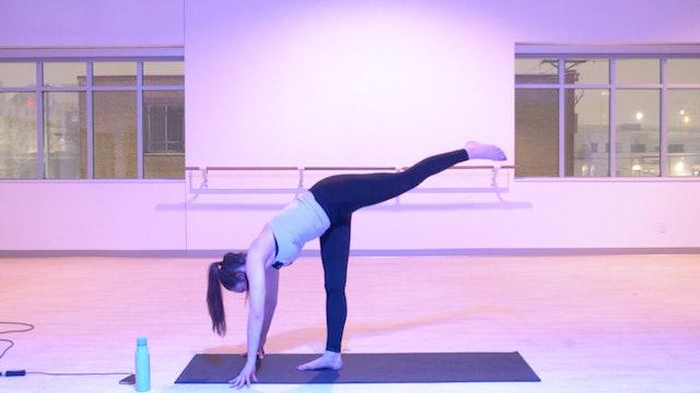 12/29 Power Yoga with Megan