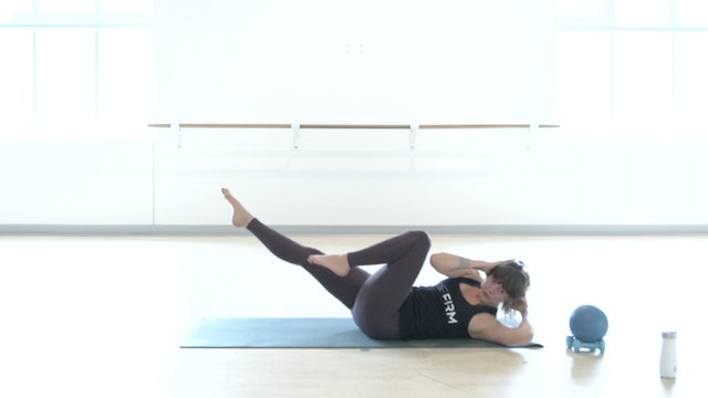1/12 Pilates/Barre with Elinor
