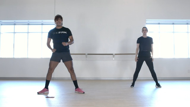 HIIT #4 with Leon - 25 minutes