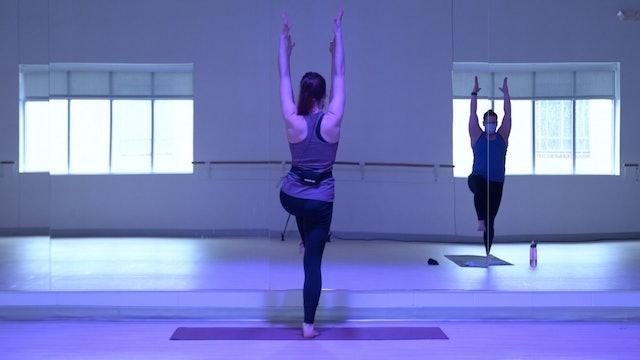 3/23 Power Yoga with Megan