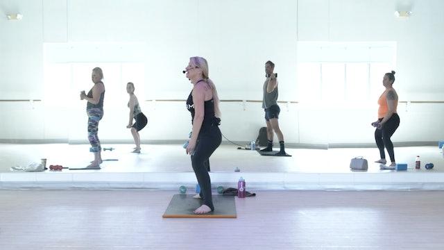6/11 Yoga Sculpt with Lisa Marie
