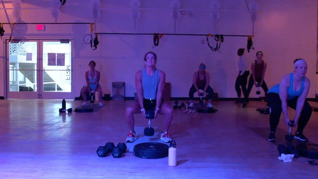 6/3 HIIT Strength 30 with Kristen E.