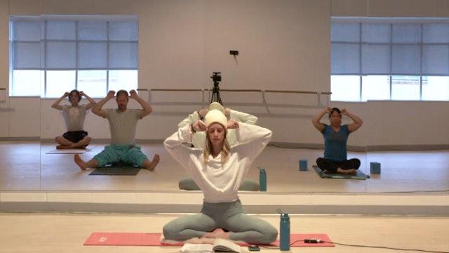 Kundalini Yoga with Greta - Recorded LIVE on 10/22/2020