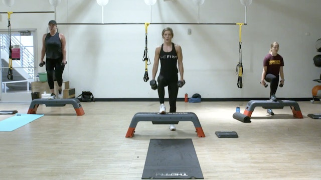 HIIT with Kristin - Recorded LIVE on 9/24/2020