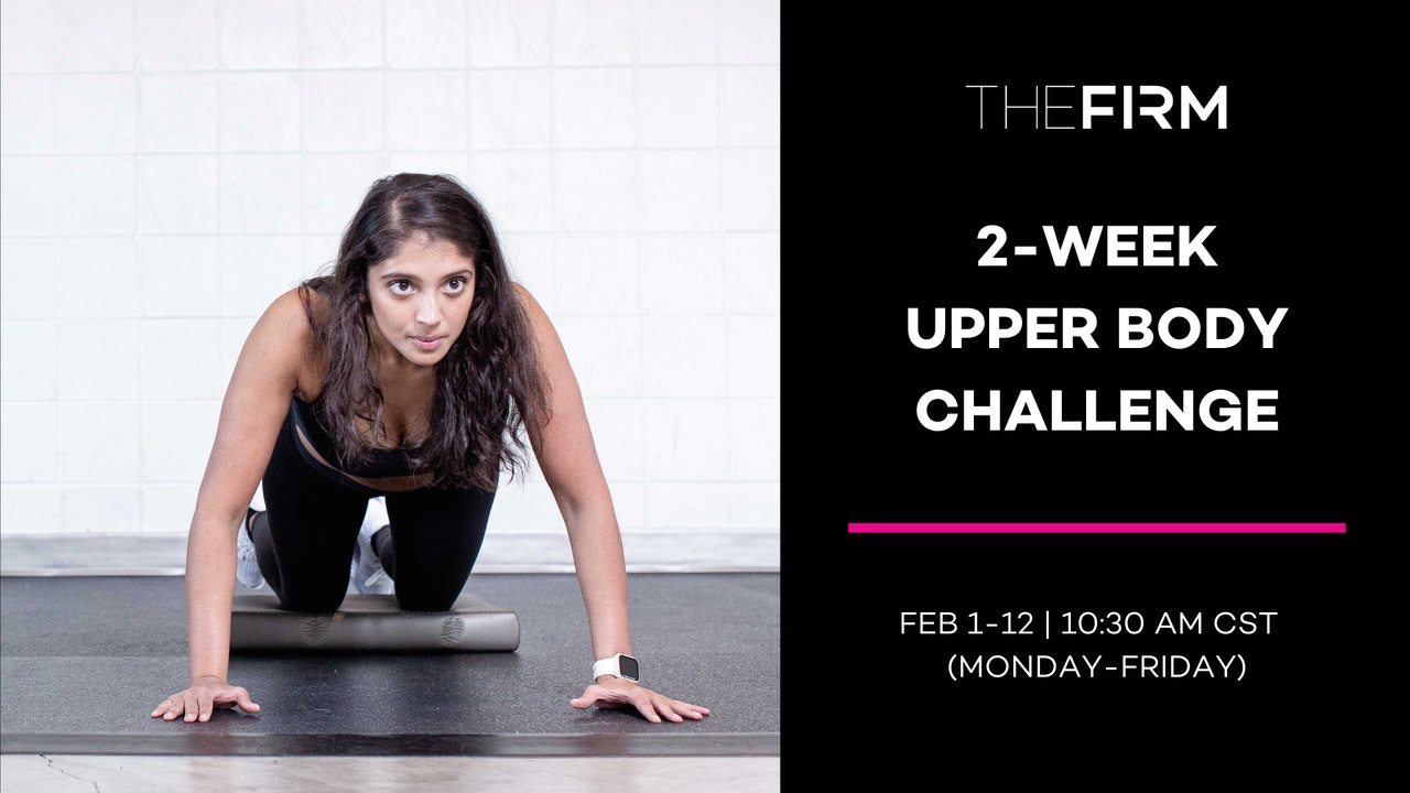 2-Week Upper Body Challenge