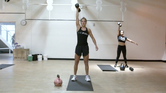 HIIT Strength with Kristin - Recorded LIVE on 9/10/2020