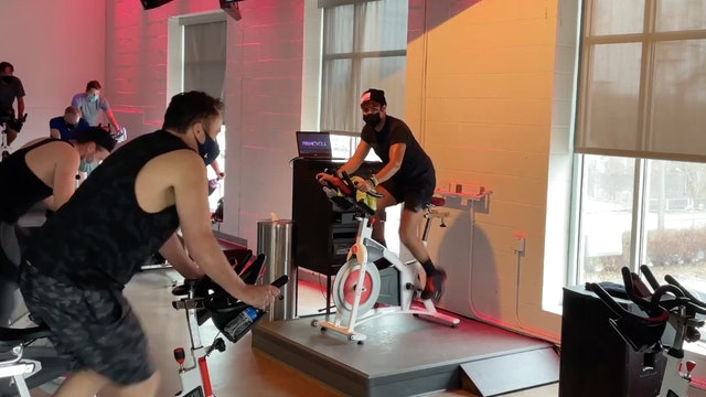 3/27 Cycle 45 with Leon