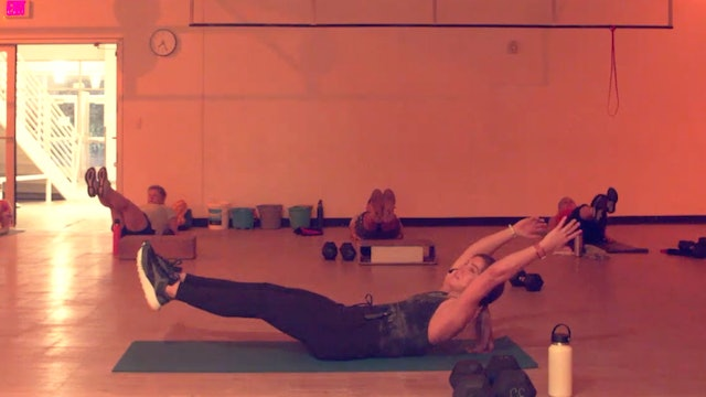10/14 HIIT Strength with Kristen
