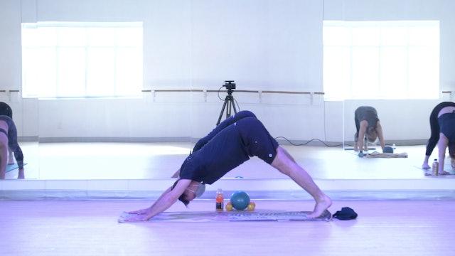 4/1 Yoga Sculpt with Doug