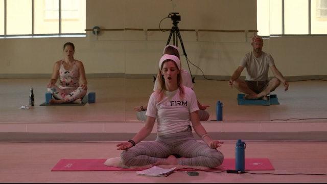 Kundalini Yoga with Greta - Recorded LIVE on 9/24/2020