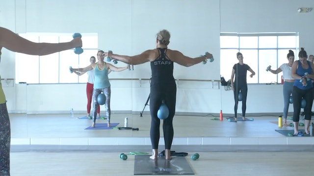 9/22 Yoga Sculpt with Carrie