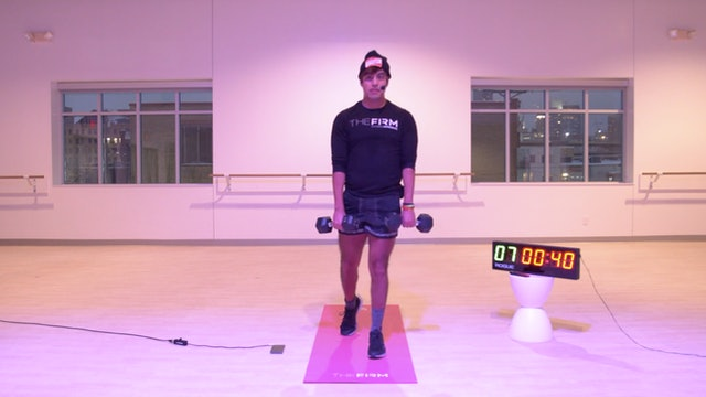 12/30 HIIT Strength 30 with Leon