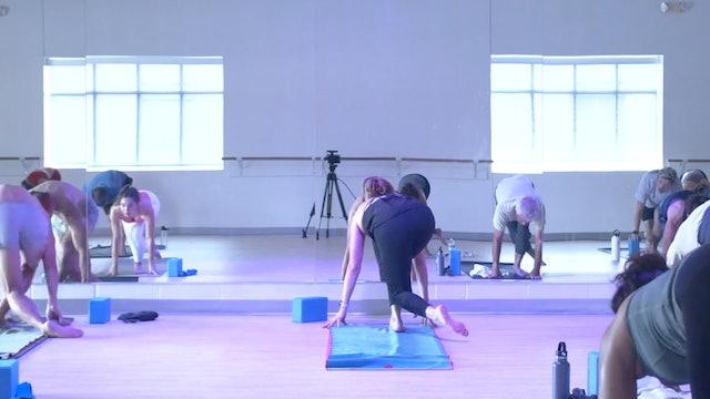 10/2 Yoga 45 with Kiki