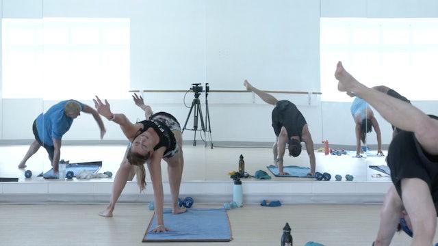 6/2 Yoga Sculpt with Kiki