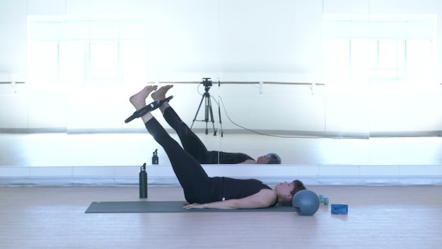 6/22 Pilates Barre with Elinor
