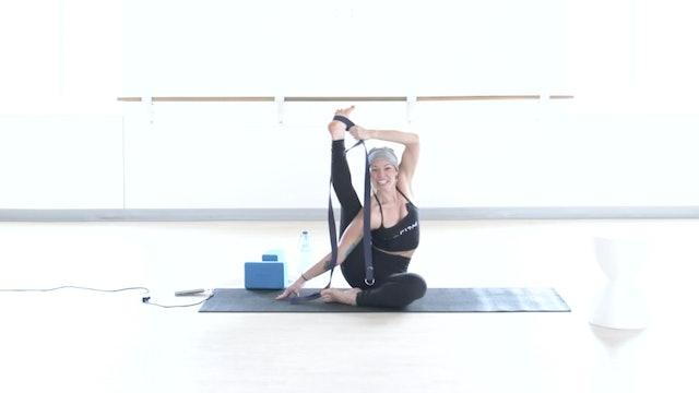 1/2 Power Yoga with Ashley