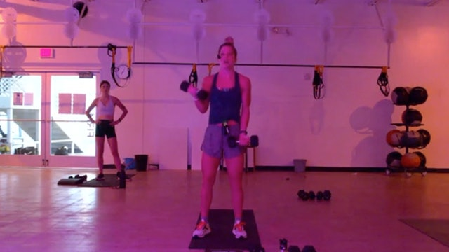5/20 HIIT Strength 30 with Kristin E.