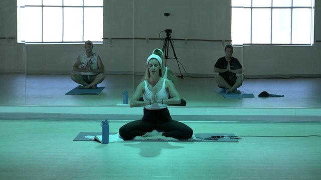 Kundalini Yoga - Recorded LIVE on 9/10/2020