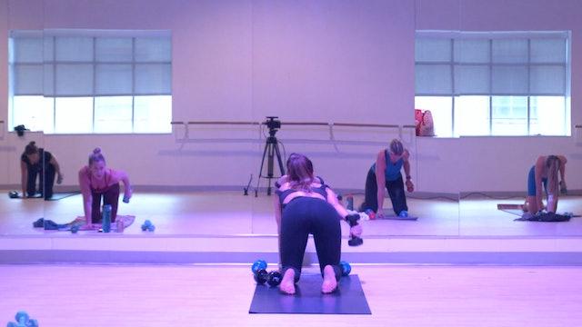 10/12 Yoga Sculpt with Anna