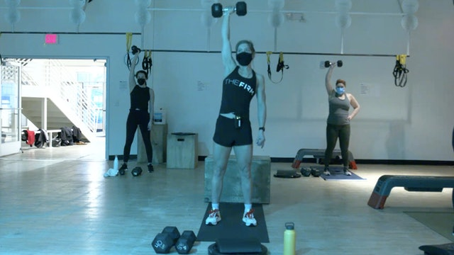 3/18 HIIT Strength 30 with Kristin E