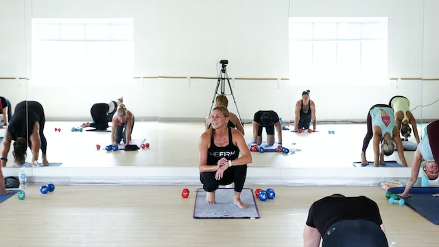 Yoga Sculpt with Kiki - Recorded LIVE on 9/14/2020