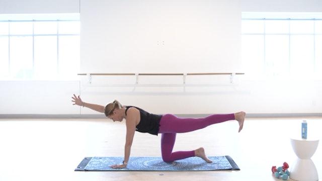 1/8 Yoga with Kiki