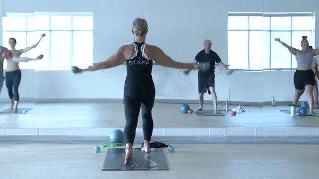 6/9 Yoga Sculpt with Carrie
