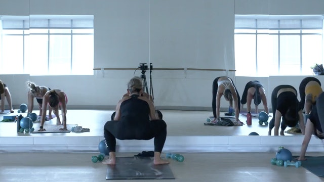 6/2 Yoga Sculpt with Carrie