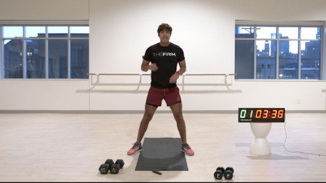 HIIT Strength 30 with Leon - Recorded LIVE on 12/2/2020