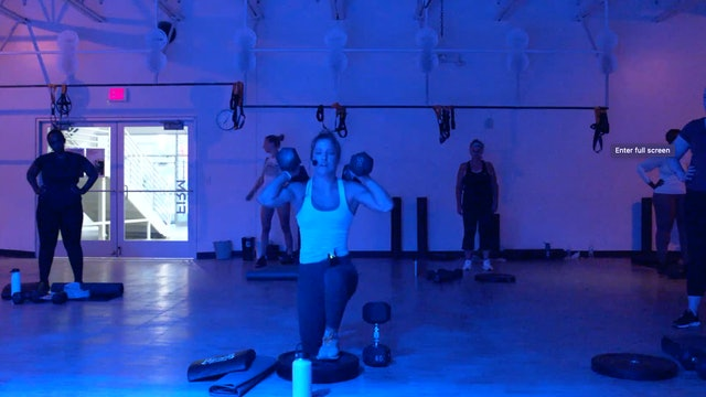 8/5 HIIT Strength 30 with Kristen E.