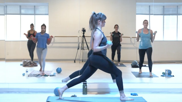 Wed 12/2 5:00 PM CST   Yoga Sculpt with Elinor