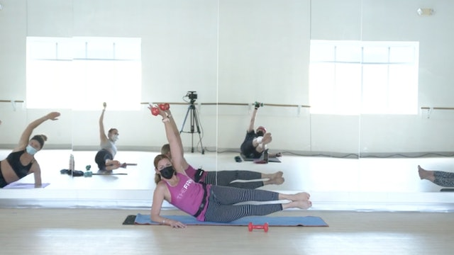 1/12 Core & Stretch with Kiki