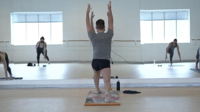 1/14 Yoga Sculpt with Doug