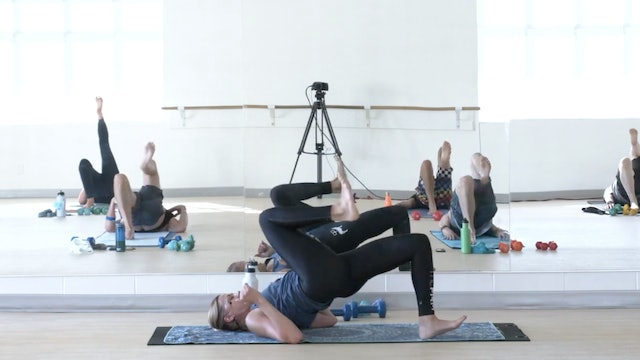 Yoga Sculpt with Kiki - Recorded LIVE on 9/2/2020